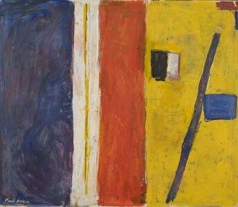 Paul Burlin, 'Bitter Orange', 1967-68
