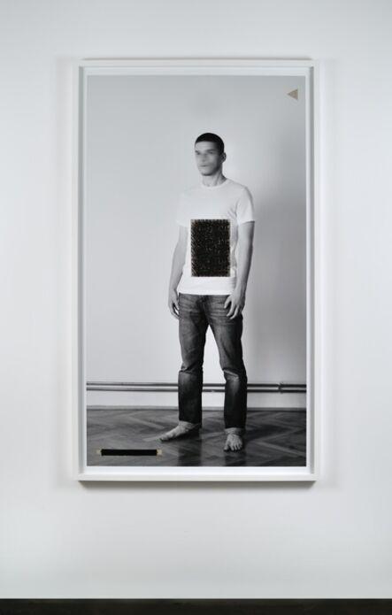 Damir Očko, 'Study on Shivering no.3-4', 2013
