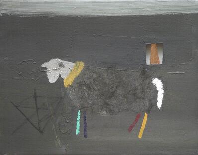 Merlin James, 'Sheep', 2007