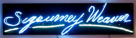 Manuel Solano, 'Sigourney Weaver ', 2015