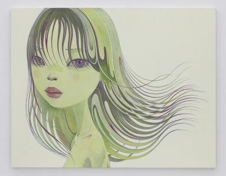 Hideaki Kawashima, 'green', 2014