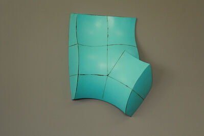 Hoss Haley, 'Tessellation (Seafoam)'