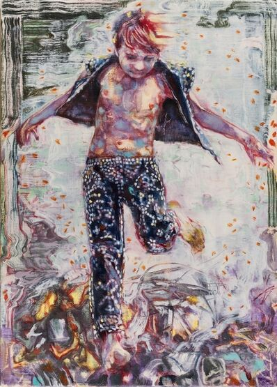 Dominic Shepherd, 'The Fool', 2015