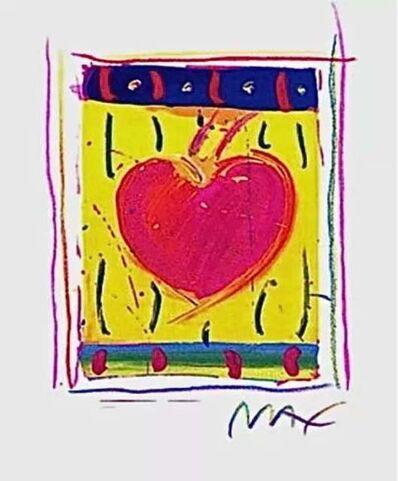 Peter Max, 'Heart Series VI', 1998