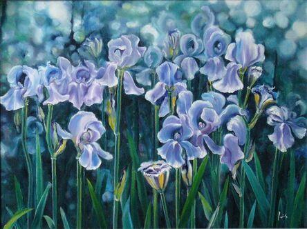 Zhang Ting 张婷, 'Iris', 2005