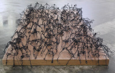 Hussein Sharif, 'Sitting Strike II', 2017