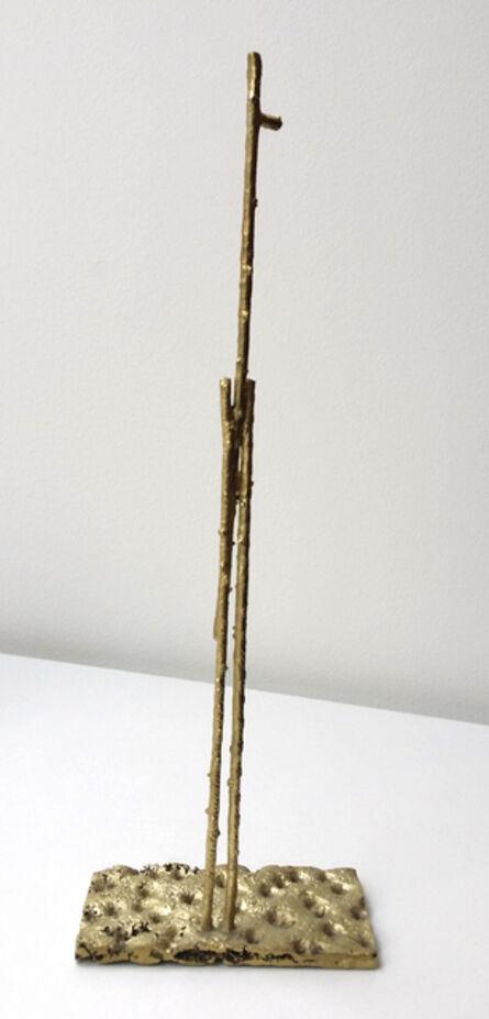 Manfred Erjautz, 'Soletti-Giacometti (III)', 2014