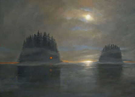 Greg Mort, 'Mysterious Island', 2017