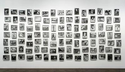 Christian Boltanski, 'L'album photographique de la famille de B', 1991
