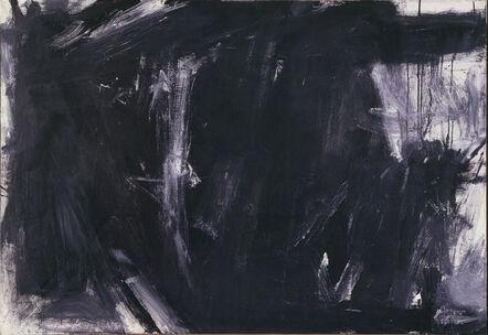 Franz Kline, 'Laureline', 1956