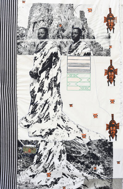 Zohra Opoku, 'Bob's Cloth', 2017