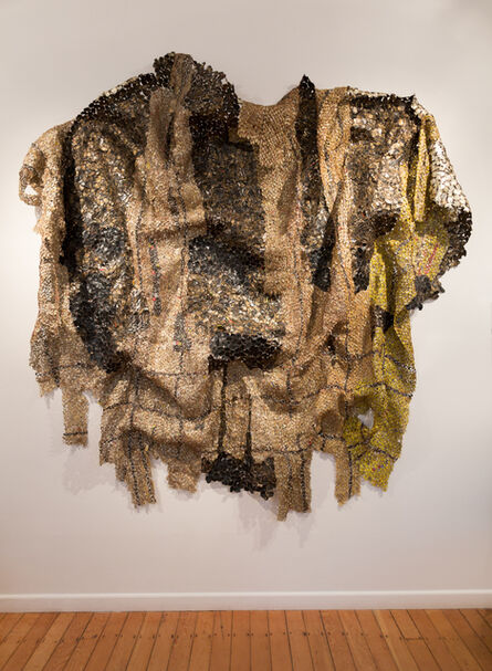 El Anatsui, 'Heart of the Matter', 2013