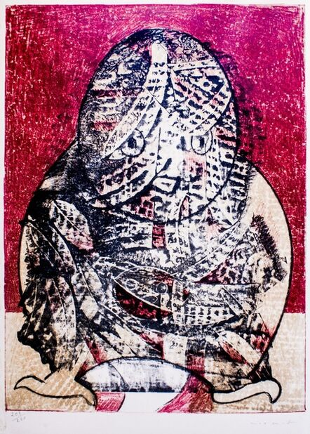 Max Ernst, 'Hibou', 1955