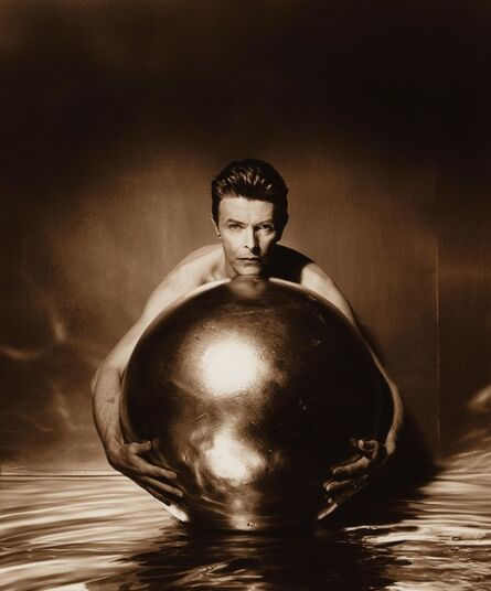Herb Ritts, 'David Bowie', 1993