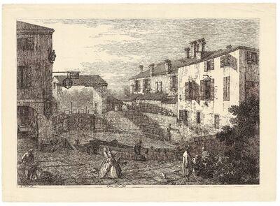 Canaletto, 'Le Porte di Dolo', 1743/4