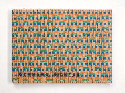Adel Abdessemed, 'Cocorico painting, Gerhard Richter (2)', 2017-2020
