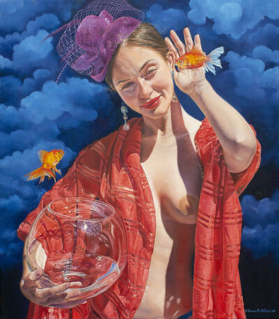 Teresa Brutcher, 'The Fish Whisperer', 2020
