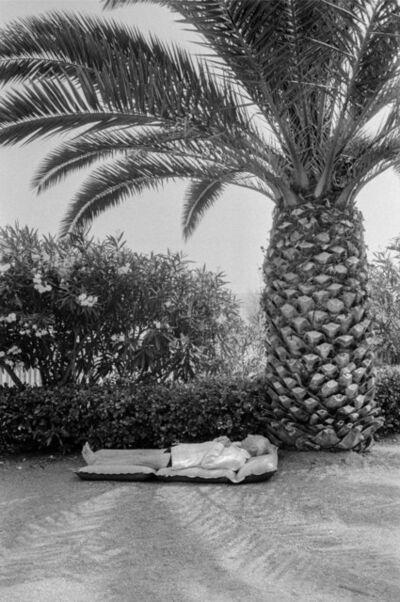 David Hurn, 'Resting on the promenade in Monte Carlo, France. ', 1964