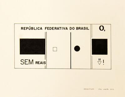 Almandrade, 'Sem cruzeiros , sem reais', 1976