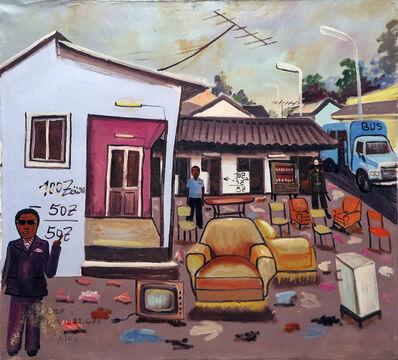 Moke, 'Sans Titre', 1975