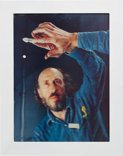 Richard Hamilton, 'Palindrome, from Mirrors of the Mind', 1974