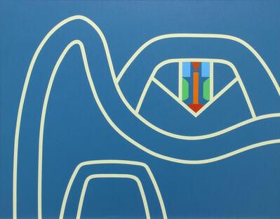 Raymond Jonson, 'Polymer No. 33', 1969