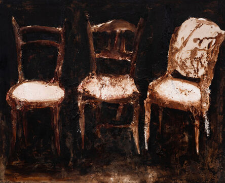 Agusti Puig, 'Cadires', ca. 2009
