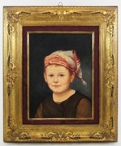 Federico Mazzotta, 'Portrait of a child', 19th century