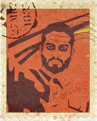 Mahmoud Obaidi, 'Propaganda-9 (The Replacement Series)', 2013-2014