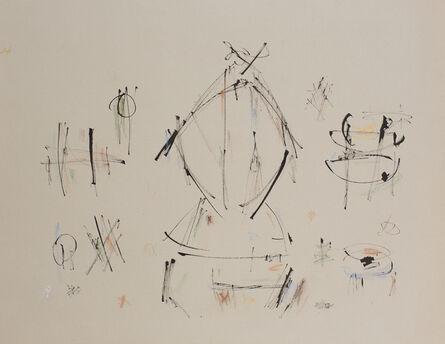 Ernest Mancoba, 'Untitled 10', ND