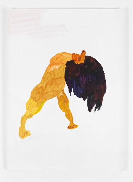 Koo Jeong A, 'Invisible Hands, Platinum', 2014