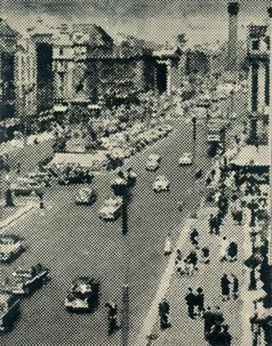 Sigmar Polke, 'Dublin', 1968