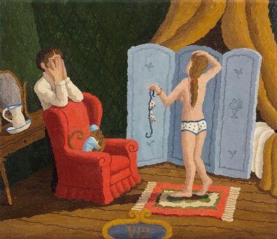 Ramiro Fernandez Saus, 'VIII Chastity', 2017