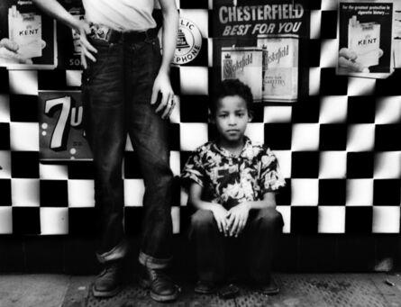 William Klein, 'Candy Store, New York', 1955