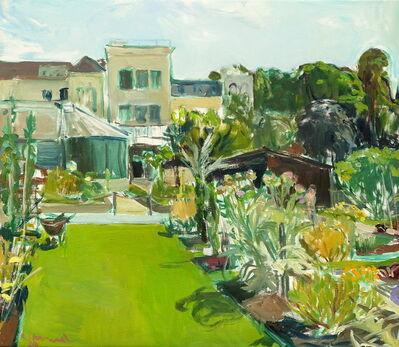 Martin Stommel, 'View from the Botanical Garden in Bonn', 2020