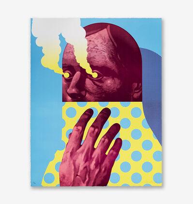 Michael Reeder, 'Last Gasp (Blue Edition)', 2019