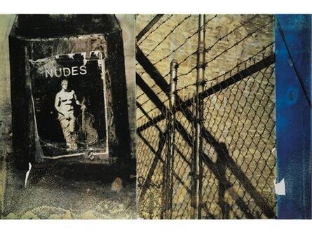 Robert Rauschenberg, 'Tribute 21: Human Rights', 1994