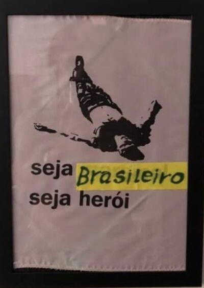 Chica Granchi, 'Ser herói é...', 2020