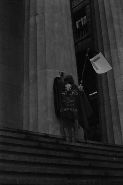 Bev Grant, 'W.I.T.C.H Hexes Wall Street ', 1968
