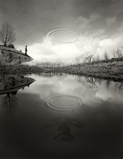 Jerry Uelsmann, 'The Edge of Silence', 2007
