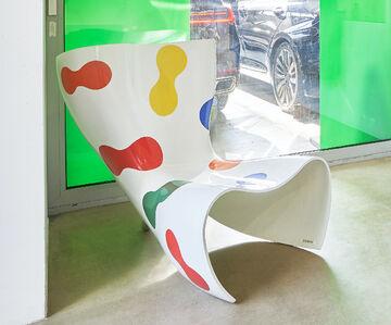 "Marc Newson, '""Felt"" Chair', 2005"