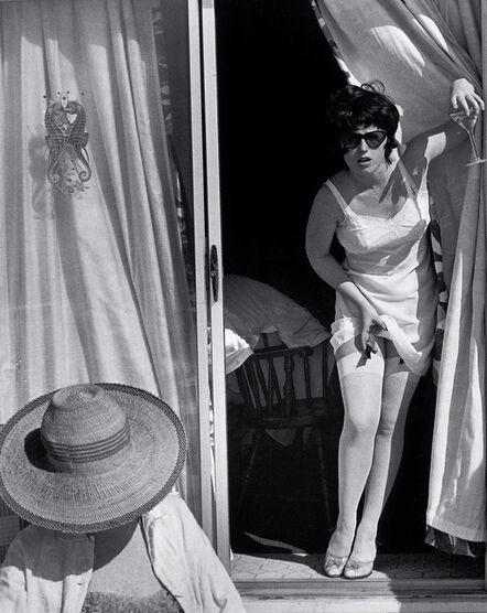 Cindy Sherman, 'Untitled Film Still #07', 1978