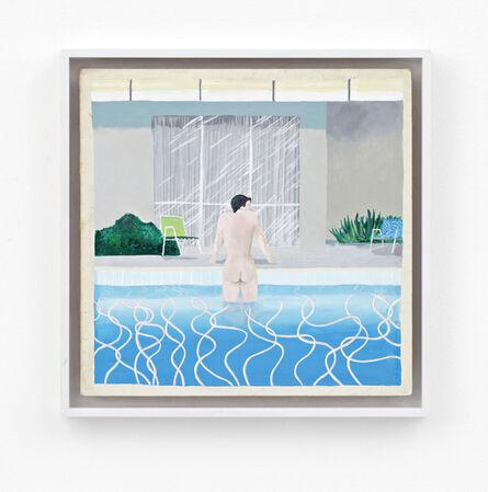 Dan Rees, 'A Good Idea Is A Good Idea (Hockney)', 2011