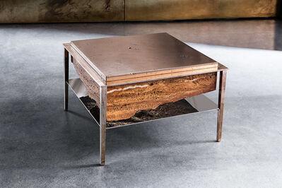 Gianluca Pacchioni, 'Cremino table', 2017