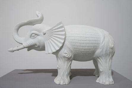 Babak Golkar, 'The Elephant (in the dark)', 2019