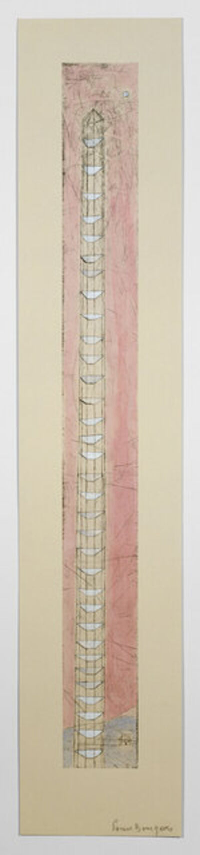 Louise Bourgeois, 'The Sky is the Limit', 1989 -2003