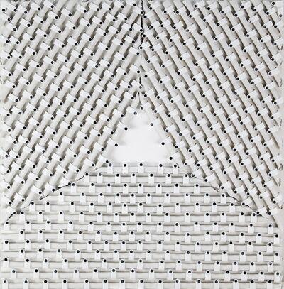 Mounir Fatmi, 'Who needs a god triangle 03', 2013
