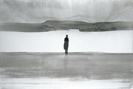 Gao Xingjian 高行健, 'Waiting (L'attente)', 2004