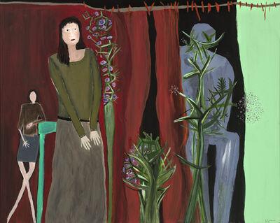 Cheryl Finfrock, 'What is Seen and Not Spoken', 2013