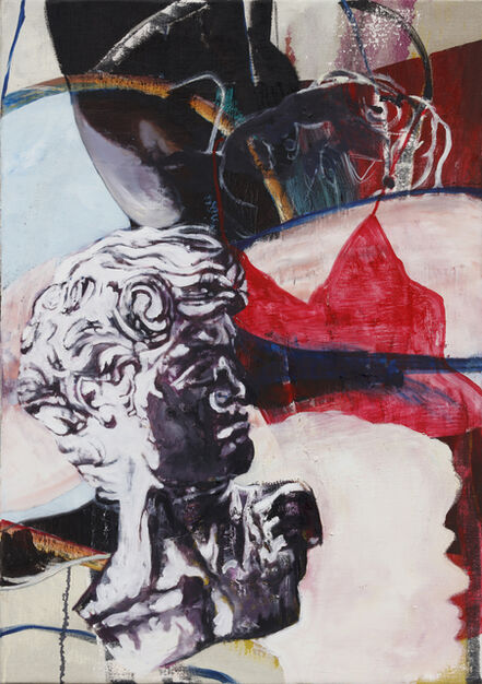 Joseph Choi, 'Mirror & Bust', 2019